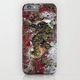 Rusty art  iPhone Case