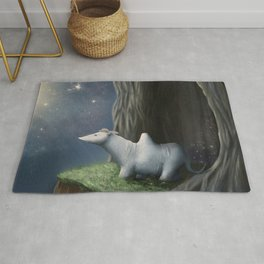 A New Perspective Rug