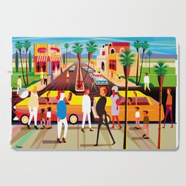 Palm Desert Cutting Board