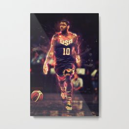 Kyrie Irving Poster Metal Print