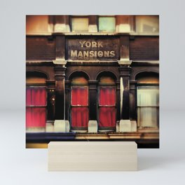 House of York Mini Art Print