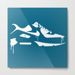 Nike air max 90' Metal Print