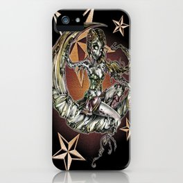 Champagne Of The Dead iPhone Case