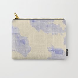 Cloudy Pixel Carry-All Pouch