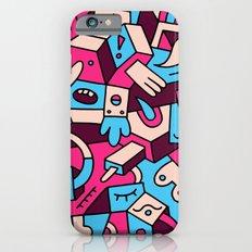 Dumbbell Fiasco iPhone 6 Slim Case