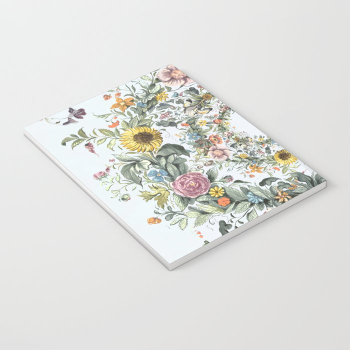 Circle of Life Blue Notebook