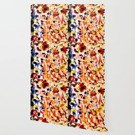 Left Overs In Abstract Wallpaper