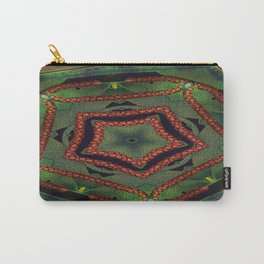 Frilled Reflux Mandala 2 Carry-All Pouch