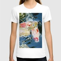 koi T-shirts featuring Koi by Regan's World