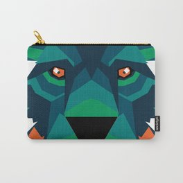 Aurora Lion Carry-All Pouch