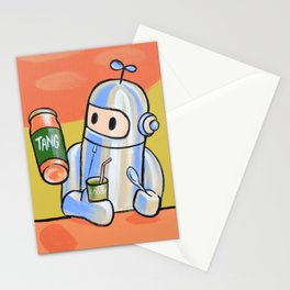 The Mystery of Tang Stationery Cards