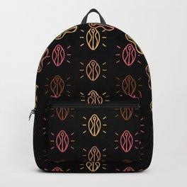 Canoes of the World, Noir Backpack