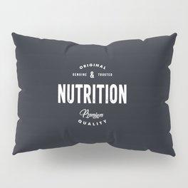 Nutrition Original Pillow Sham