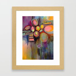 Holy Moly Framed Art Print