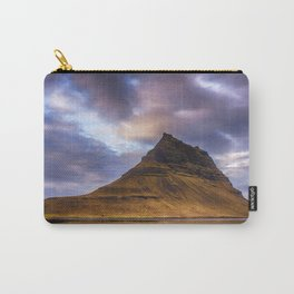 Church Mountain Iceland Carry-All Pouch