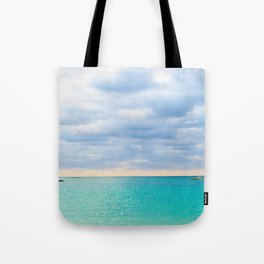 Tulum Sunrise Tote Bag