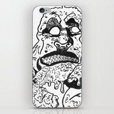 THE MUTANT iPhone & iPod Skin