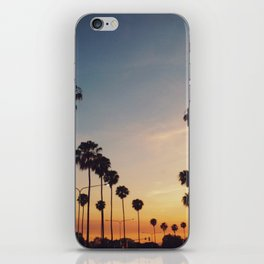 Palm Tree Summer iPhone Skin