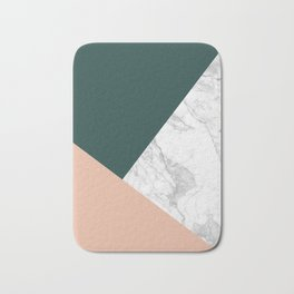 Stylish Marble Bath Mat
