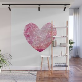 Heart No.1 Wall Mural