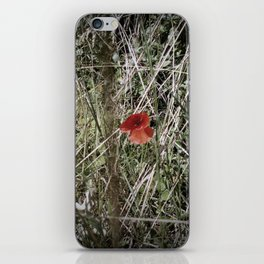 Standing alone as number 1 iPhone Skin