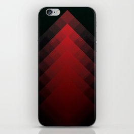 The Mountains of Mars iPhone Skin