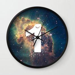1 Wall Clock