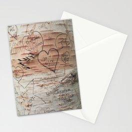 Love Memories in Lover's Lane, Green Gables Stationery Cards