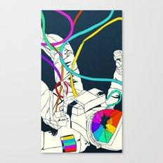 Adrift Canvas Print