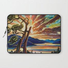 Inlet Sunset Laptop Sleeve