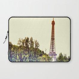 La Tour Eiffel Laptop Sleeve