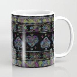 Persian Carpet  Distressed 1 Coffee Mug