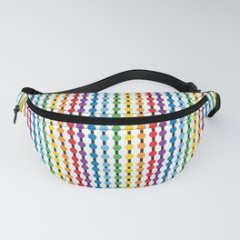 Stop HATE LGBT_03 by Victoria Deregus Fanny Pack