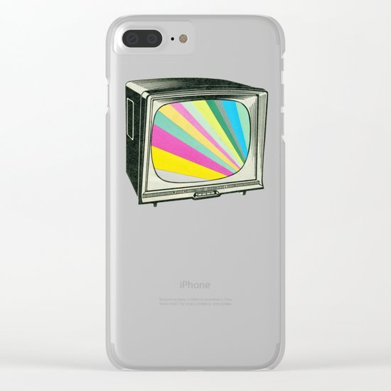 Your Programme Will Resume Shortly Clear iPhone Case