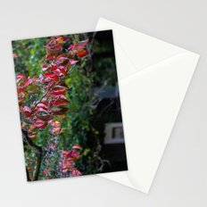 Sad Leaves Stationery Cards