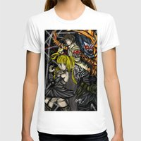 death note T-shirts featuring Death Note by SpontaneousOD