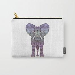 ELEPHANT ELEPHANT ELEPHANT Carry-All Pouch