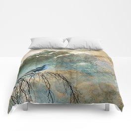HEAVENLY BIRD II Comforters