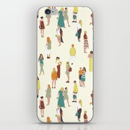 Ladies iPhone Skin