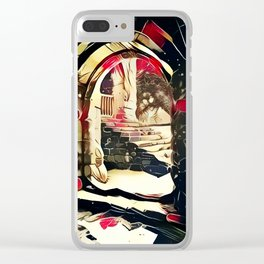 Dreaming the Future Clear iPhone Case