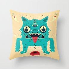 Creature n0#33 Throw Pillow