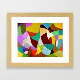 Curves - Chita Framed Art Print