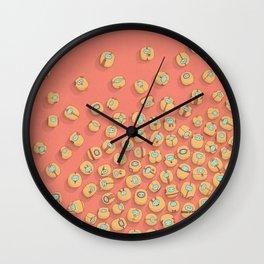 microrobots Wall Clock