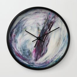 Cyclone Wall Clock