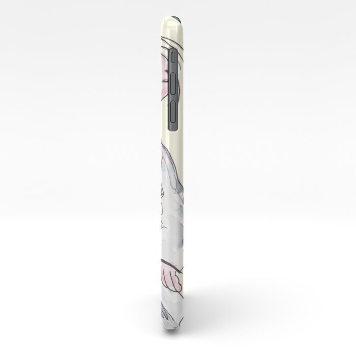 Crusty Bigglebones iPhone Case