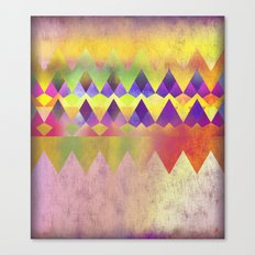 Camping Dreams Canvas Print