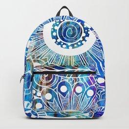 Submerge Doodle Backpack