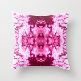 Coconut Ice Throw Pillow