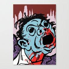 The Postmodern Dead: Larry Canvas Print
