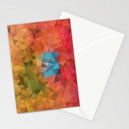 Autumn pattern WND Stationery Cards